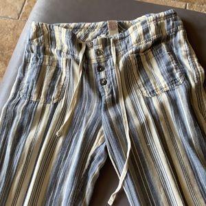 Cool Cotton Drawstring Pants